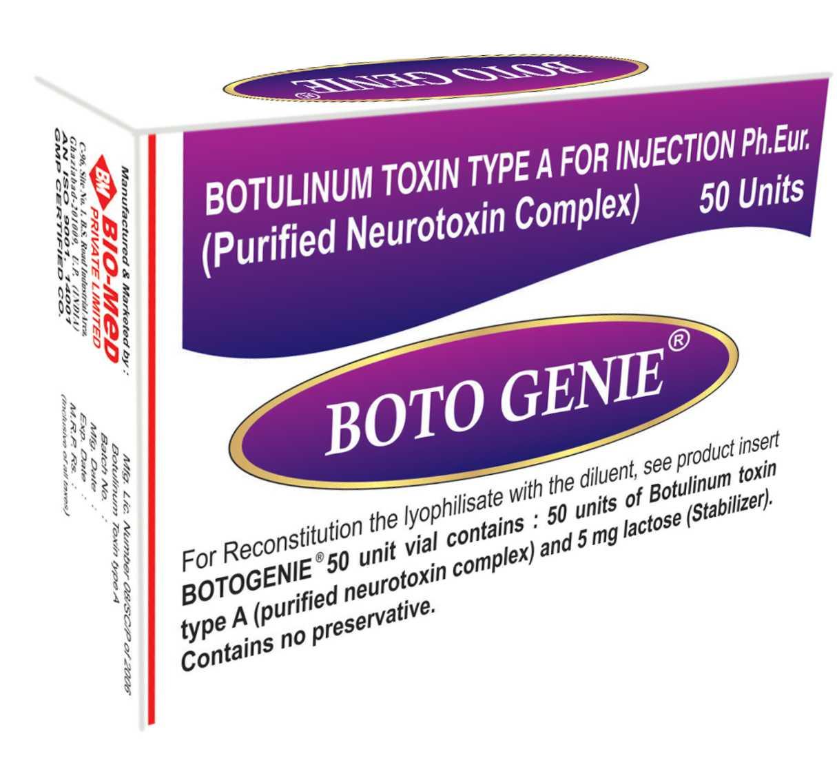 Boto Genie® – Bio-Med